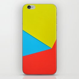 Paper Play 6 iPhone Skin