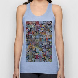 Contemporary Artists Unisex Tank Top
