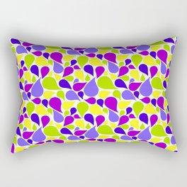 Spring color paislies Rectangular Pillow