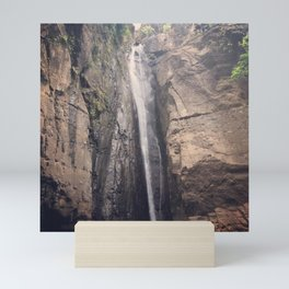 Tamanique Waterfalls Mini Art Print
