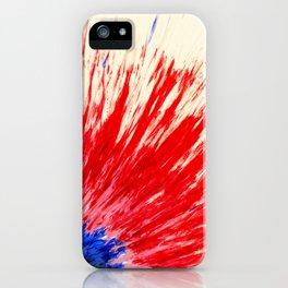Flower Blast iPhone Case