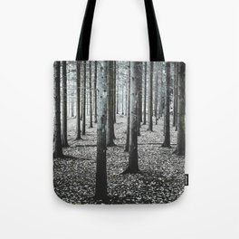 Coma forest Tote Bag
