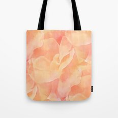 Nothing But Peach Tote Bag