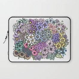 A Bevy of Blossoms Laptop Sleeve