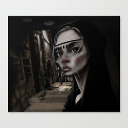 The Close Canvas Print