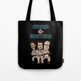 Otherbusters with Glow Title Tote Bag