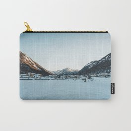 Mountains of Austria Carry-All Pouch