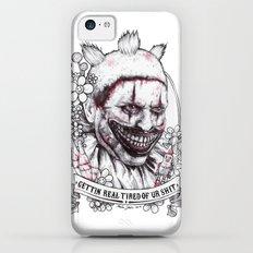 xoxo Twisty iPhone 5c Slim Case