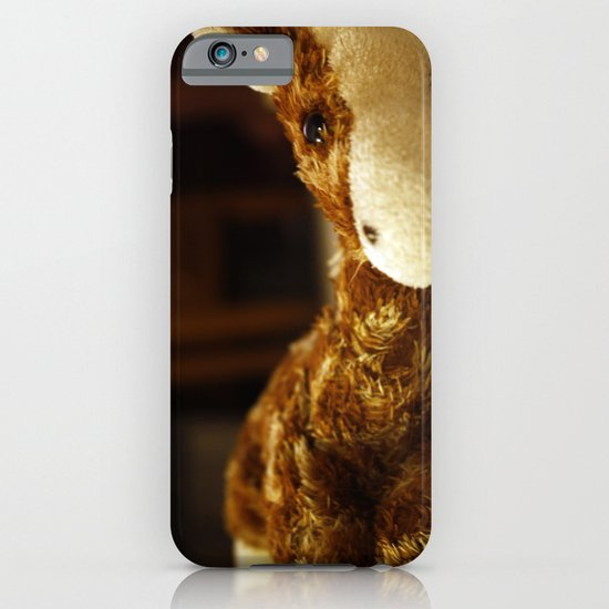Stuffed Giraffe #1 iPhone & iPod Case