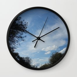 Deep Creek Preserve Wall Clock