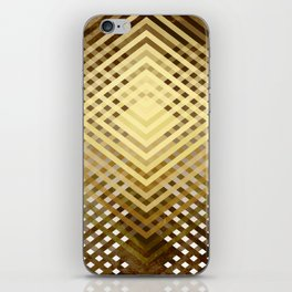 CUBIC DELAY iPhone Skin