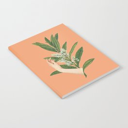 Self-love: Bloom Notebook
