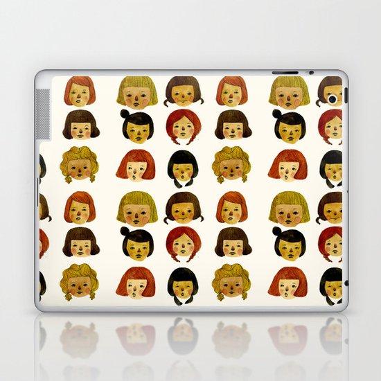 Girls II Laptop & iPad Skin