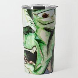 Hulk Abstract Travel Mug