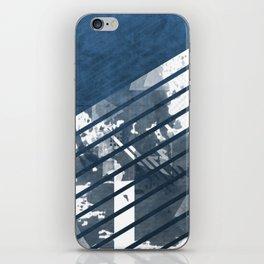 DENIM-WRAPPED NIGHTMARE iPhone Skin
