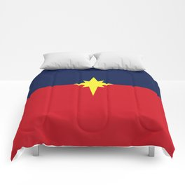 Captain Mar-vell Costume Comforters