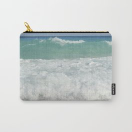 Carribean sea 9 Carry-All Pouch