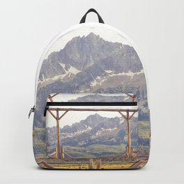 Western Mountain Ranch Backpack