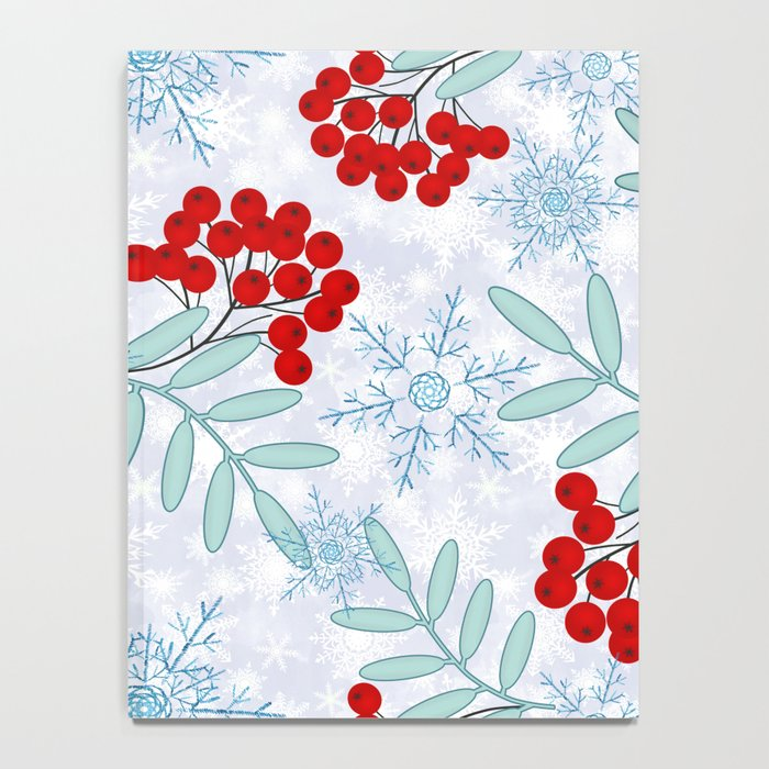 Christmas pattern.2 Notebook