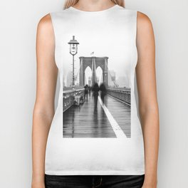 Brooklyn Bridge Walk Biker Tank
