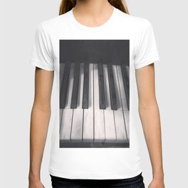 Tickle The Ivories T-shirt