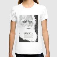 darwin T-shirts featuring Darwin by James Northcote