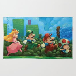 Super Mario Bros 2 Rug