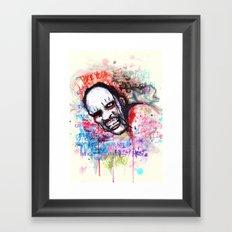 Antichrist Superstar  Framed Art Print