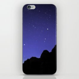 Stars at Arches National Park Moab, UT iPhone Skin