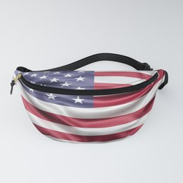 Flag of United States of America Fanny Pack