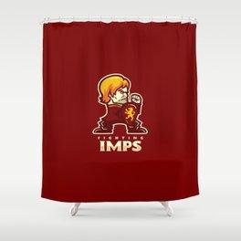 Fightin' Imps Shower Curtain