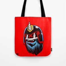 Yeticorn Comic Heroes series: Judge Dredd!  Tote Bag