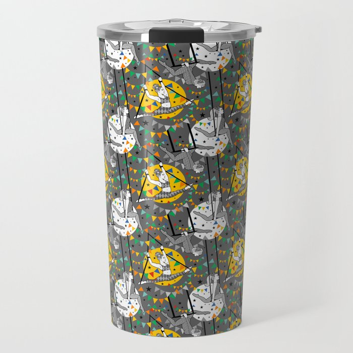 Acrobats Travel Mug