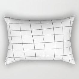 MINIMAL GRID Rectangular Pillow