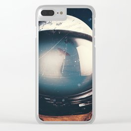 Expectations Clear iPhone Case