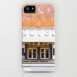 Joyce iPhone Case