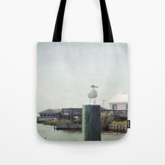 The Life of a Seagull Tote Bag