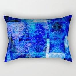 Sapphire Nebulæ Rectangular Pillow