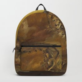 Worn Boot Backpack