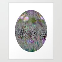 egg Art Prints featuring Egg by aeolia
