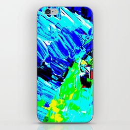 Pop Winter Fields iPhone Skin