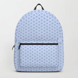 Heart Garland India Print Backpack