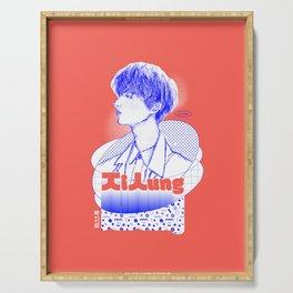 NCT DREAM JISUNG (Orange ver.) Serving Tray