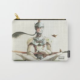 Genji Watercolour Carry-All Pouch