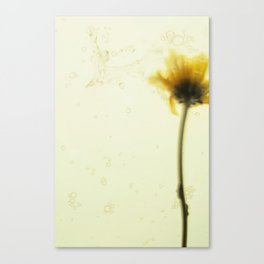 flower dance Canvas Print