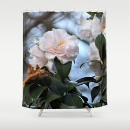 Flower No 3 Shower Curtain