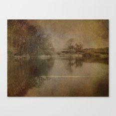 Throxenby Mere Canvas Print
