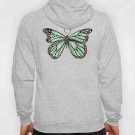 Mint Butterfly Hoody