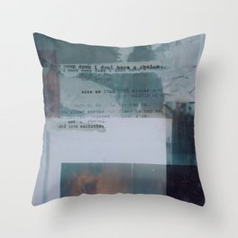 choice Throw Pillow