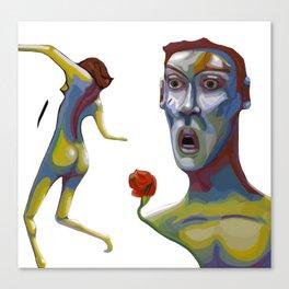 You... Canvas Print